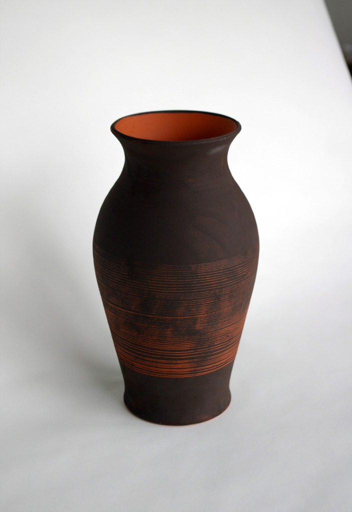 Urn with Recitation of Keats' Ode to a Grecian Urn