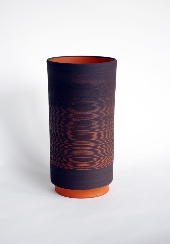 Vase with Sound of Man Coughing
