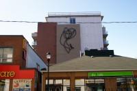 Swift seen from Wellington Avenue