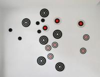 Target Series, acrylic on canvas, 2002